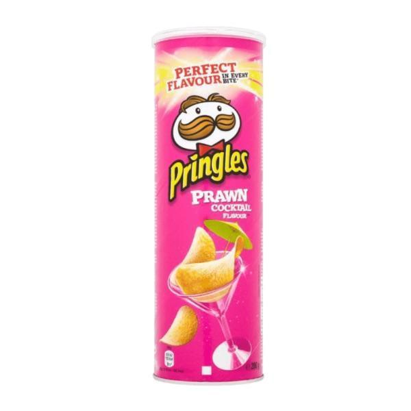 Pringles Cocktail de Crevettes