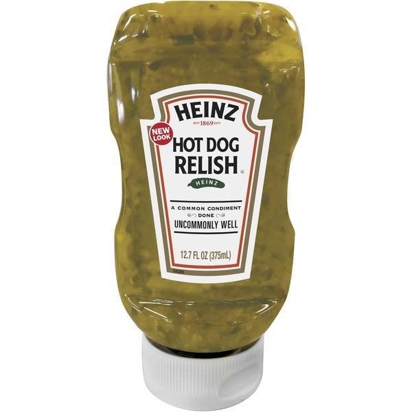 Heinz hotdog Relish