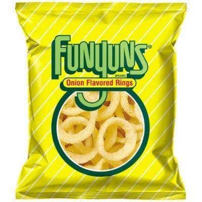 Paquet de Funyuns Onion Rings