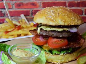 Burgers américains faciles et originaux