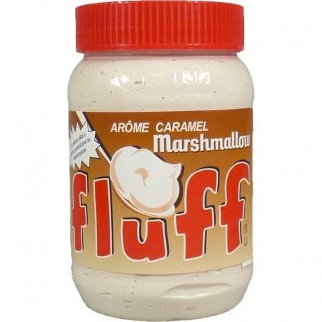 Pâte à tartiner Fluff Caramel