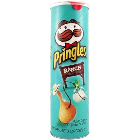 Pringles Sauce Ranch