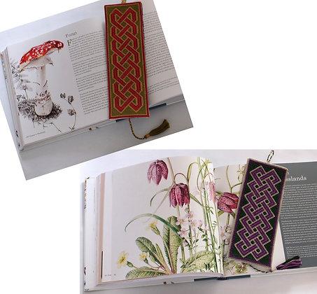 Bundle: Celtic Knotwork Bookmarks