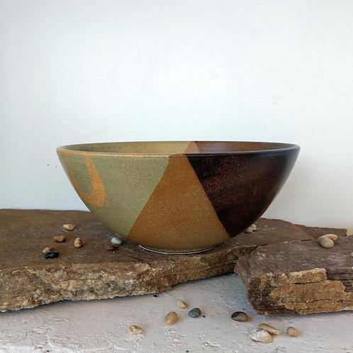 Shallow Bowls - L