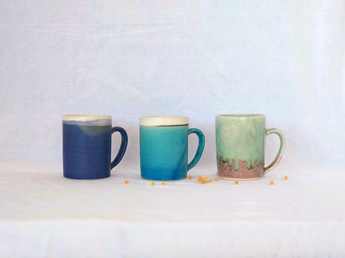Mugs 1/2 pint tall