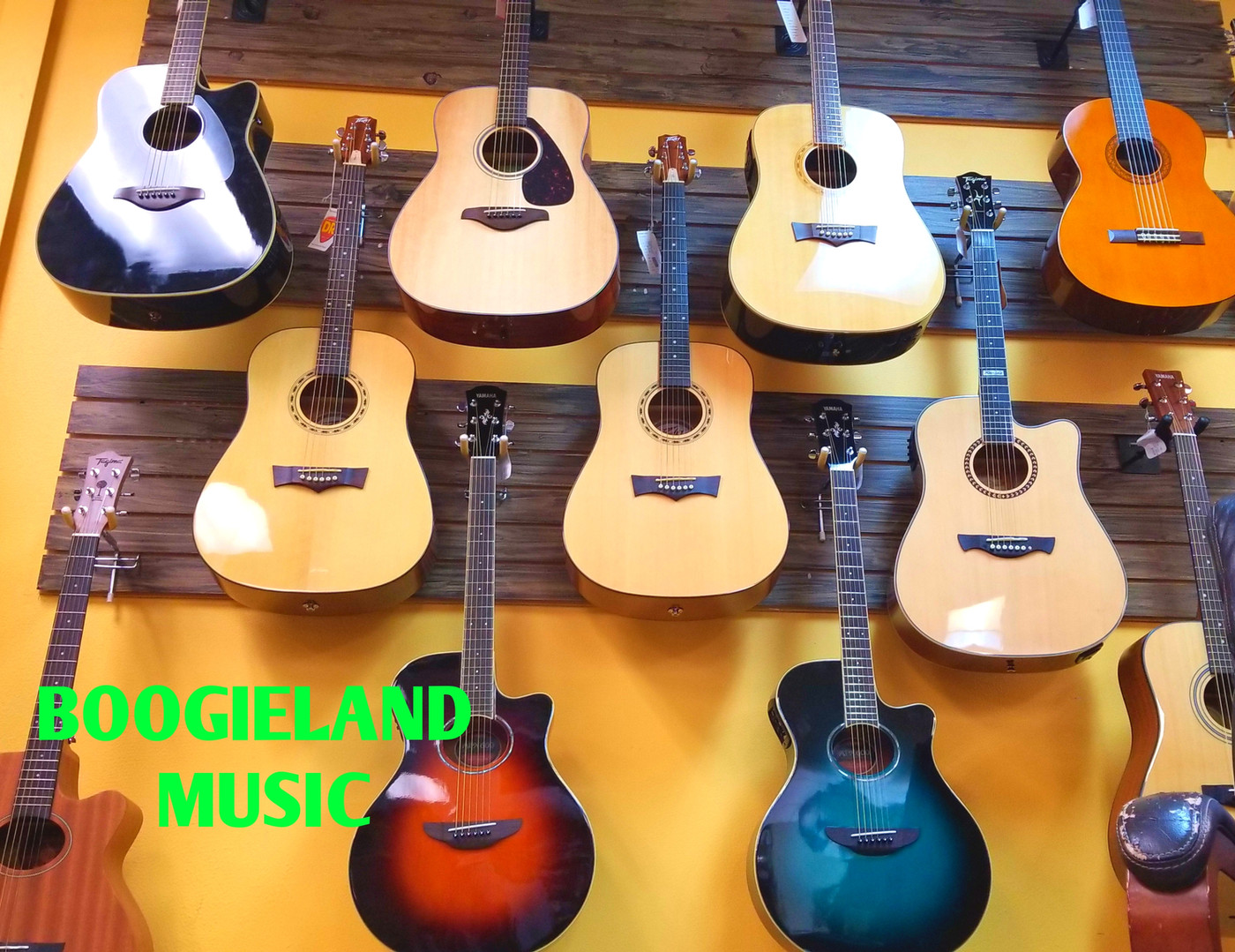 Boogieland Music