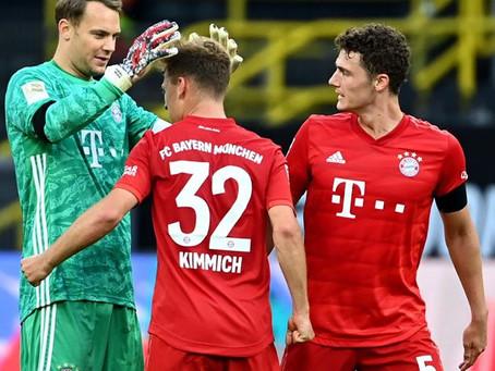 Panorama e notícias da semana na Bundesliga