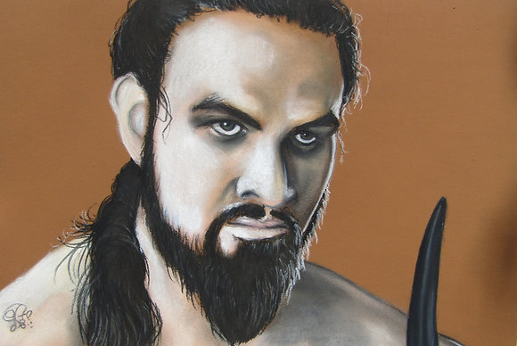 Kahl Drogo - Game of Thrones