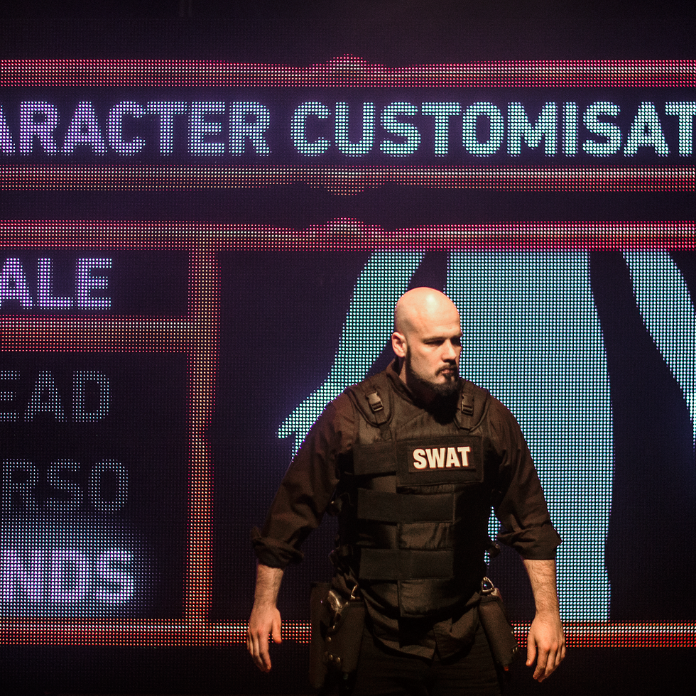 Hamlet: The Video Game The Stage Show