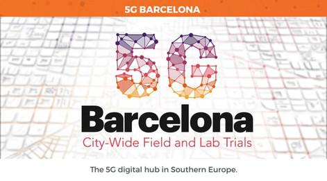 2018 - 5G Barcelona- i2Cat