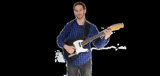 Josh, Guitar Teacher