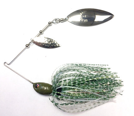 Champion Custom Double Willow Leaf Spinnerbait