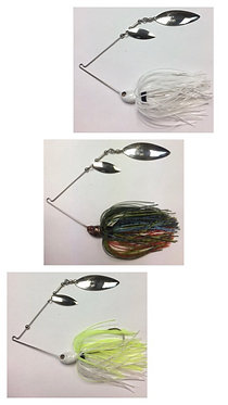 Champion Double Willow Leaf Spinnerbait