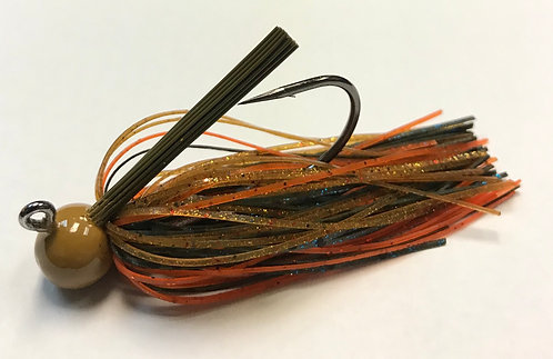 Tournament Grade OWNER Rocky Top Splash Ball Head Jig