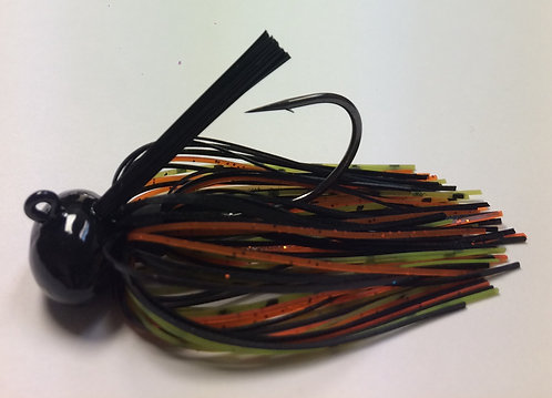 Tournament Grade MUSTAD Puke Football Jig