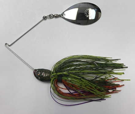 Champion Custom Single Indiana Blade Spinnerbait