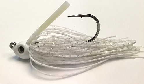 GAMAKATSU White Champion Swim Jig