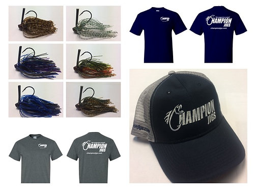 MUSTAD Champion Jigs Anglers Gift Pack