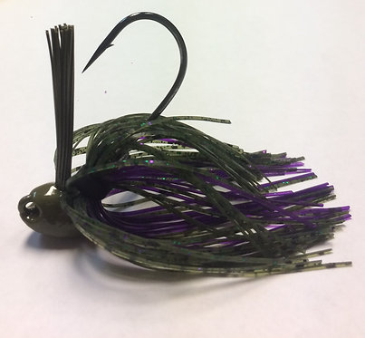 Tournament Grade GAMAKATSU Watermelon Candy Brush Jig