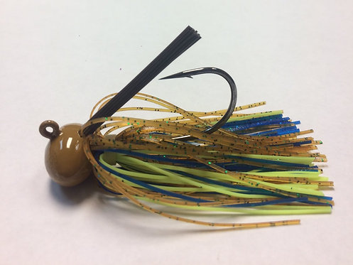 Tournament Grade OWNER Garbage Craw Football Jig