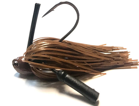 Champion Brownie Craw HEAVY Cover Jig