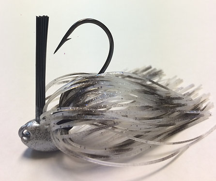 Tournament Grade OWNER Crappie Craw Brush Jig