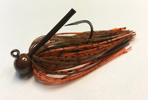 Tournament Grade MUSTAD  Bama Craw Ball Head Jig