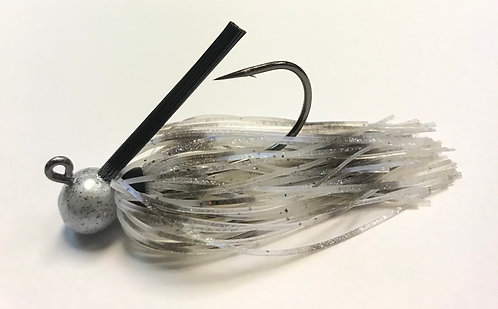 Tournament Grade MUSTAD Crappie Craw Ball Head Jig