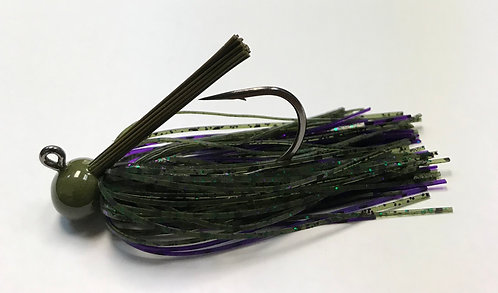 Tournament Grade GAMAKATSU Watermelon Candy Ball Head Jig