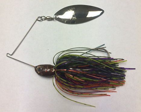Champion Custom Single Willow Leaf Spinnerbait