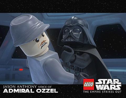 LEGO Star Wars - Admiral Ozzel