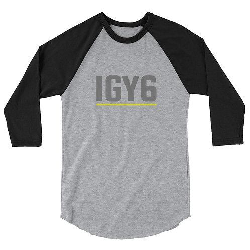 IGY6 - 3/4 Sleeve Shirt