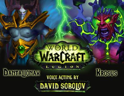 David Sobolov - Voice Actor