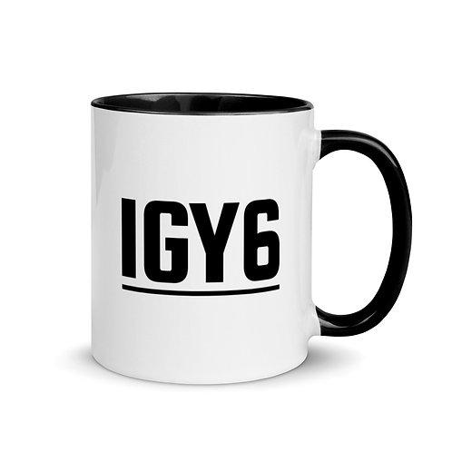 IGY6 - Mug (Choose Color Inside)