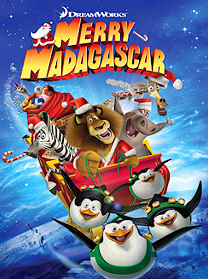 MERRY MADAGASCAR TRAILER