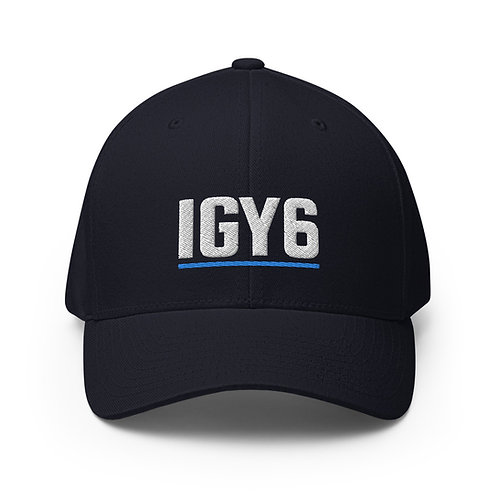 IGY6 - Structured Twill Cap