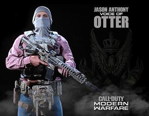 CoD MW Otter - Safegaurd