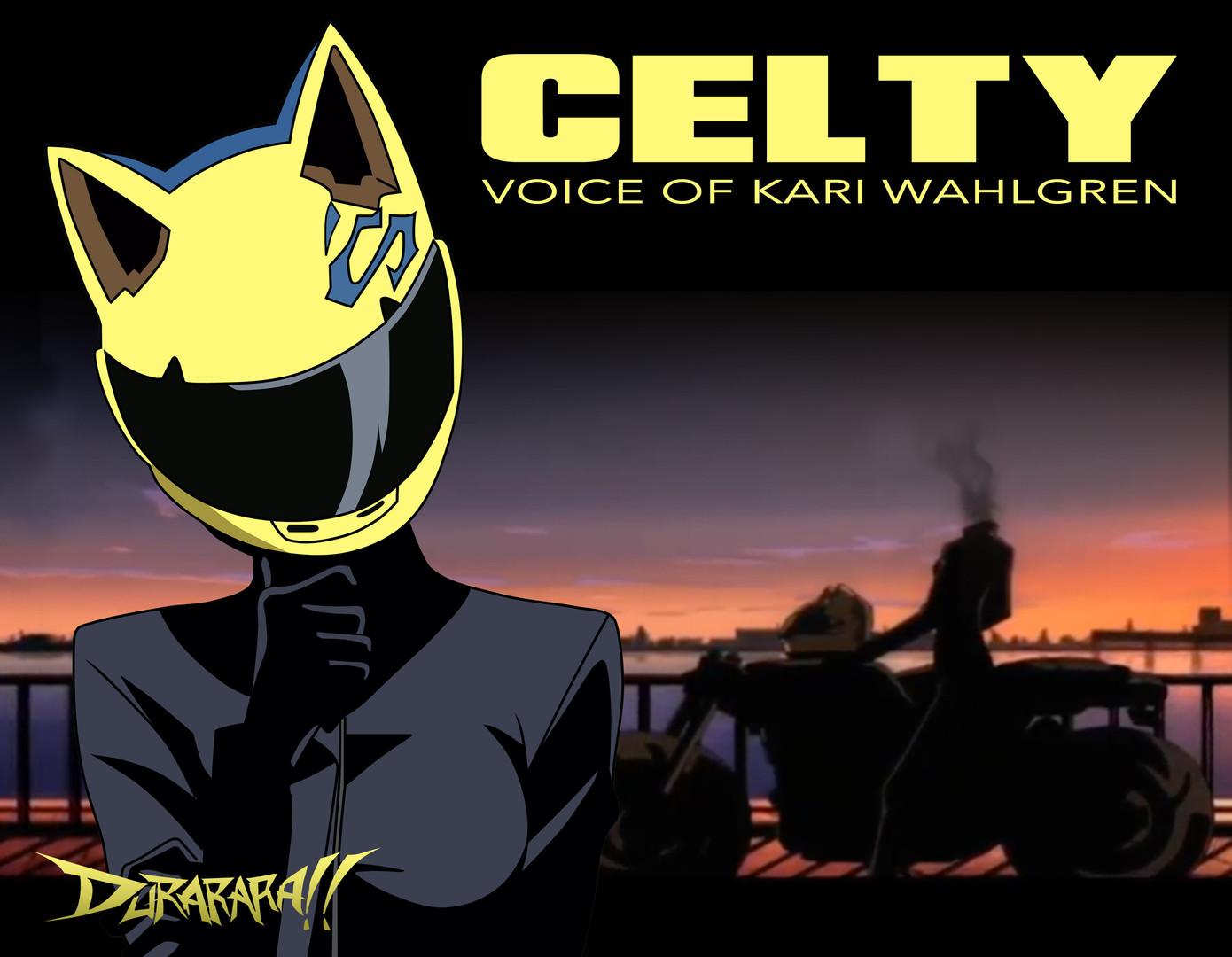 Kari Wahlgen - Voice Actor