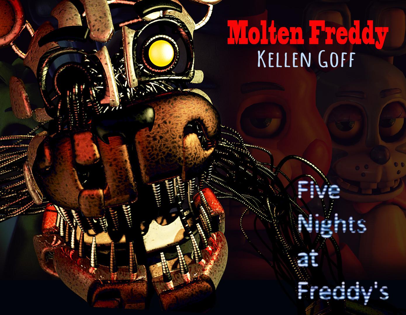 Kellen Goff - Voice Actor