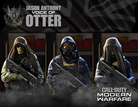 CoD MW Otter - Ensemble