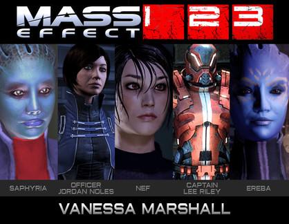 Vanessa Marshall - Voice Actor