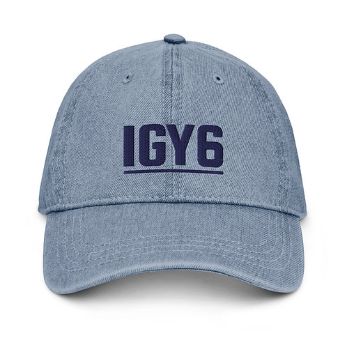 IGY6 - Denim Hat