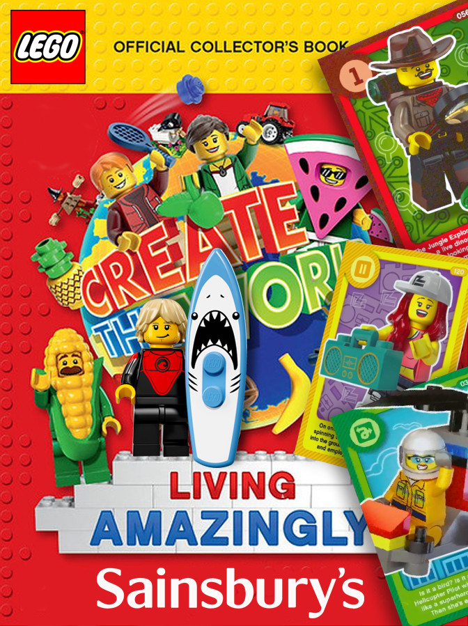 LEGO CARDS