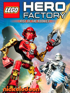 HERO FACTORY / ORDEAL OF FIRE
