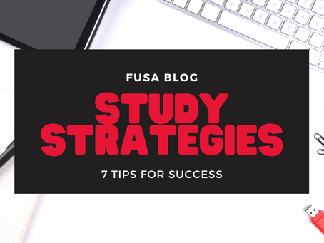 THE 7 STAG STUDY STRATEGIES
