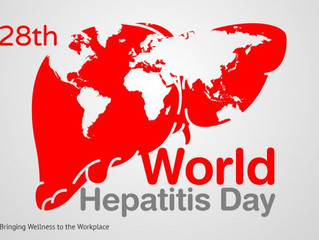 World Hepatitis Day - July 28th