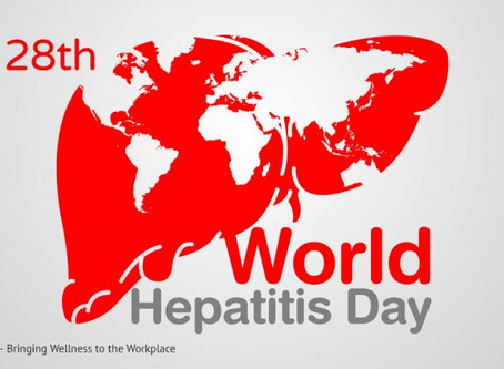 World Hepatitis Day - July 28th