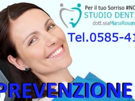 Evitare problemi ai denti e salvaguardare il sorriso? 1° regola non rimandare le visite dal dentista