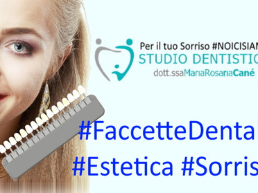 Un nuovo sorriso con le faccette dentali?