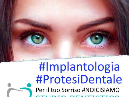 La mancanza di denti vi crea disagio? Gli Impianti Dentali Estetici sono una soluzione definitiva!